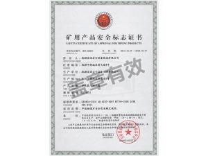甲烷氧气测定器CJY4/25安标证
