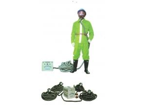 HTCK-4送风式长管空气呼吸器
